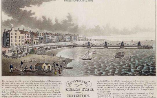 Suspension Chain Pier Brighton