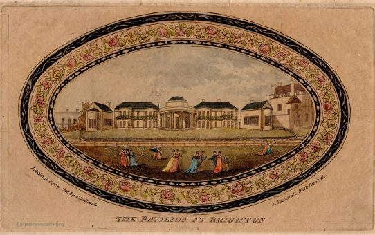 The Pavilion at Brighton