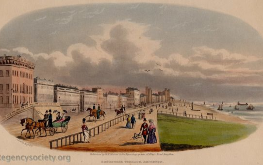 Brunswick Terrace, Brighton