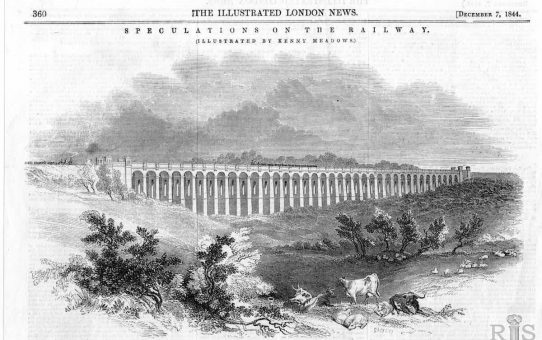 London and Brighton Railway – The Great Ouse Viaduct