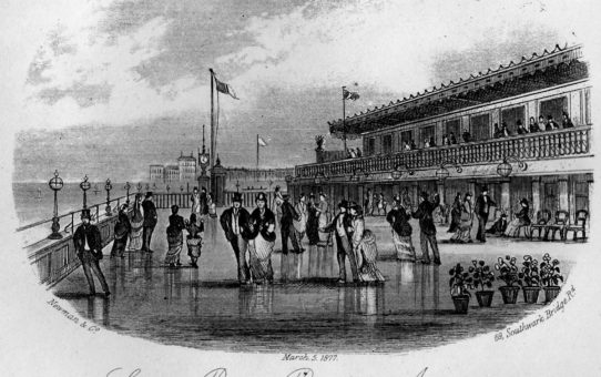 Skating Rink, Brighton Aquarium
