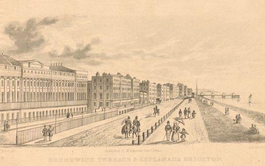 Brunswick Terrace & Esplanade, Brighton