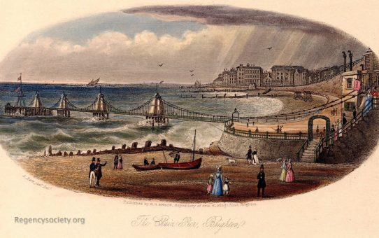 The Chain Pier, Brighton