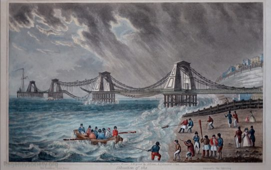 On the Morning after the Tempest, 15th October 1833