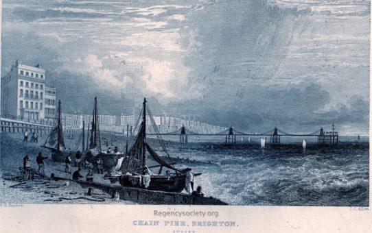 Chain Pier, Brighton, Sussex