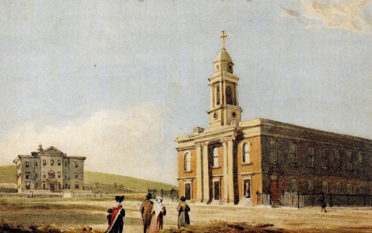 St. George's Chapel & County Hospital