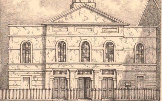 Trinity Chapel, Brighton