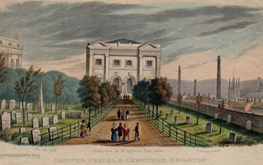Hanover Chapel and Cemetery, Brighton
