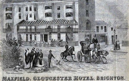 Gloucester Hotel, Brighton