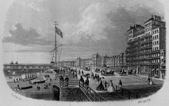 The Grand Hotel & New Pier, Brighton