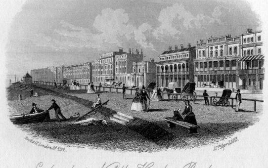 Esplanade & Norfolk Hotel, Brighton