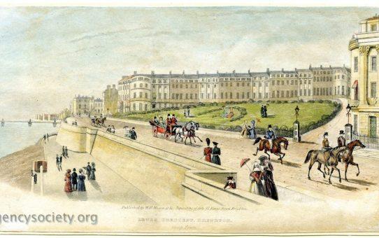 Lewes Crescent, Brighton - Kemp Town