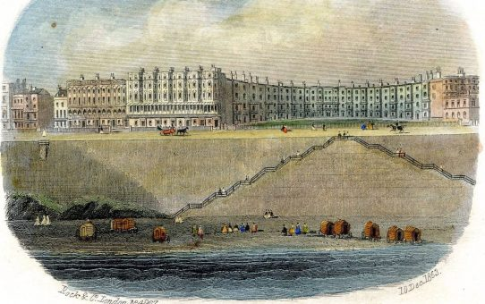 East Cliff Brighton – Marine Terrace, Royal Crescent