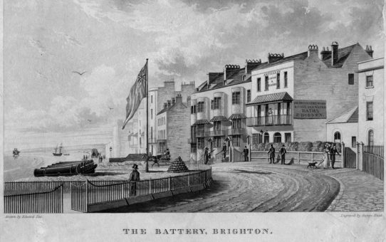 The Battery, Brighton