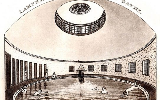 Lamprell's Royal Brighton Baths