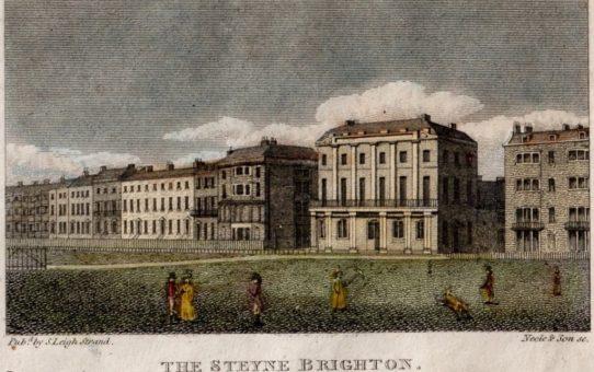 Donaldson's Library in 'The Steyne Brighton'