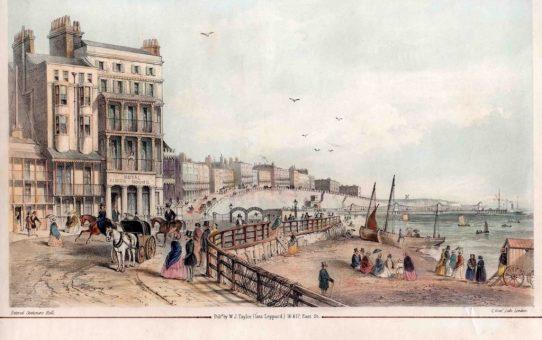 The Marine Parade, Brighton