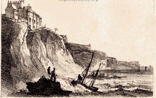 East Cliff, Brighton