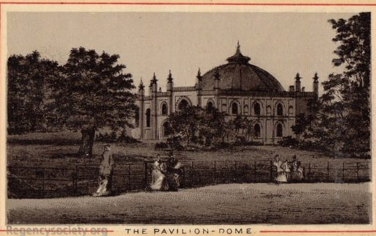 The Pavilion – Dome