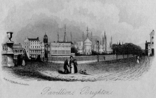 Pavillion, Brighton