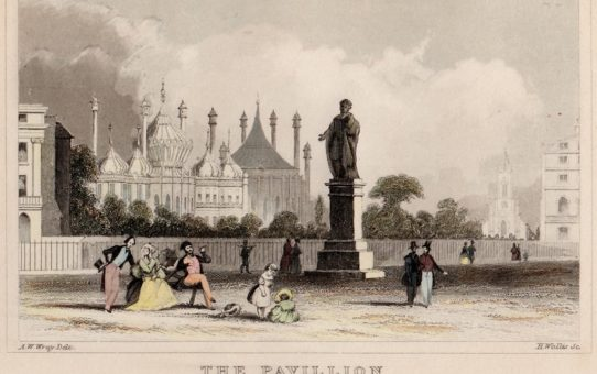 The Pavillion, Brighton, Sussex