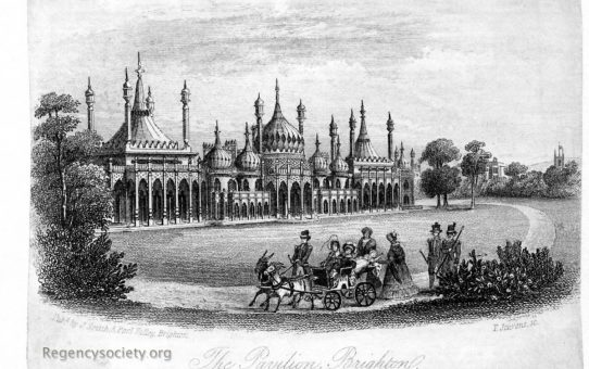 The Pavilion, Brighton