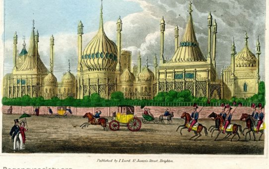 His Majesty's Palace, Brighton