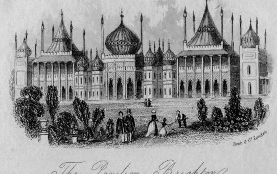 The Pavilion, Brighton