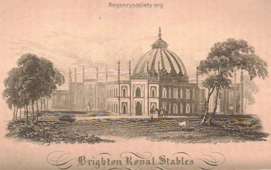 Brighton Royal Stables
