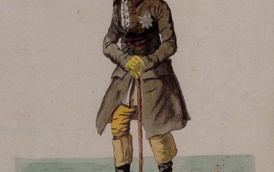 A Noble Duke, taken on the Steyne at Brighton