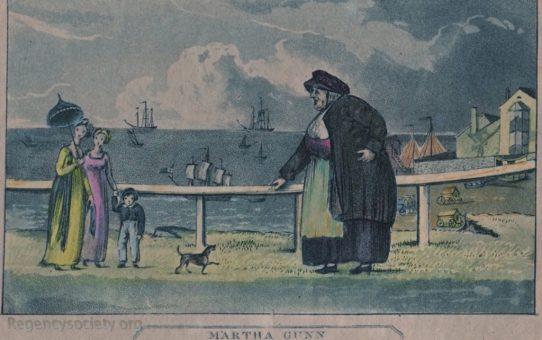 Martha Gunn – The Old Brighton Bather