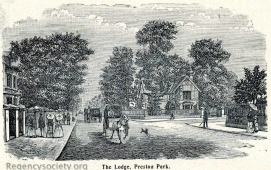 The Lodge – Preston Park