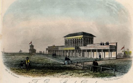 The Race Stand, Brighton