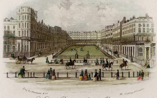 View of Regency Square, Brighton