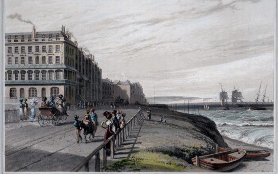 Near Regent's Square, Brighton