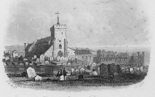 Parish Church, Brighton