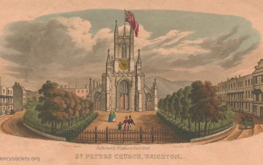 St Peter's Church, Brighton