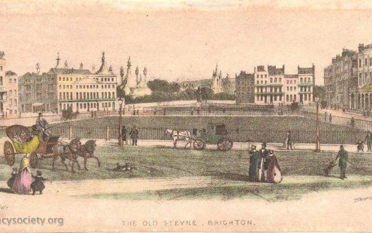 The Old Steyne, Brighton