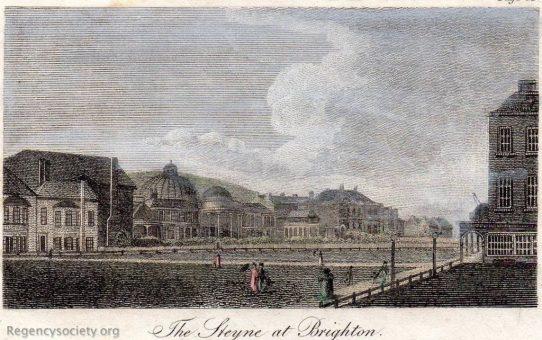 The Steyne at Brighton