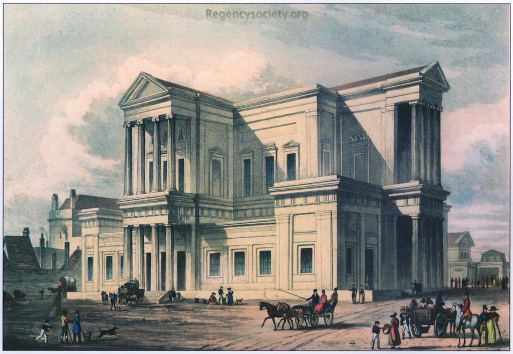 The Town Hall, Brighton