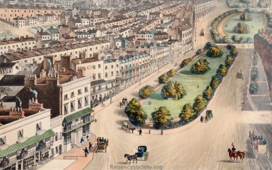 Detail number 1 of Bird's eye View of Brighton, From the New Church