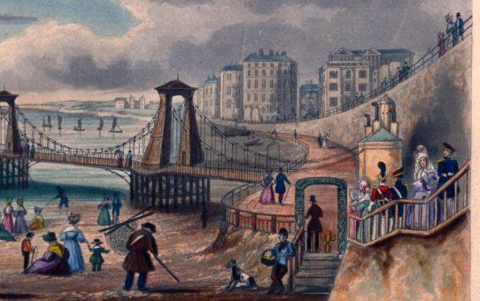 Chain Pier (detail)